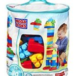 Mega Bloks Big Building Bag 80-Piece Classic Building Set Just $9.14