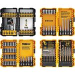 DEWALT 100 Piece Screwdriving and Drilling Set Only $26.99!