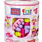 80-Piece Mega Bloks First Builders Big Building Bag For $10.49