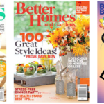 Today Only: $4 – $5 Magazine Subscription Sale! (Bloomberg BusinessWeek, Parents, Better Homes & Gardens & More)