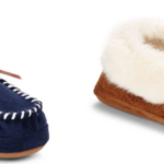 Saks Fifth Avenue Faux Fur-Lined Thinsulate Slippers Only $9.99 w/ Free Shipping