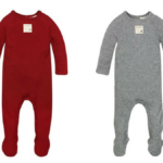 Burt's Bees Baby Organic Rib Union Suit Coverall Just $11.97 w/ Free Shipping