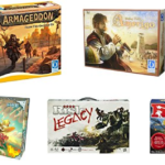 Today Only: Up To 40% Off Select Strategy Games at Amazon!