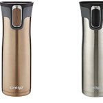 Contigo AUTOSEAL West Loop Vacuum Insulated Stainless Steel Travel Mugs On Sale For $10.49 – $12.99!