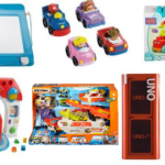 Today Only: Up To 50% Off Select Toys From Fisher-Price, Hot Wheels, Barbie, Mega Bloks & More!