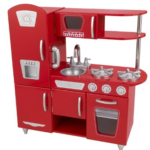 KidKraft Red Retro Kitchen Only $68.99!