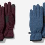 Eddie Bauer Women's Radiator Fleece Gloves Just $17.50 w/ Free Shipping!