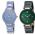 Today Only: Anne Klein Women's Swarovski Crystal, Diamond and Glitter Accented Watches On Sale For Only $39.99!