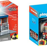 PLAYMOBIL Take Along Fire Station or Police Station Playsets Only $23.99!