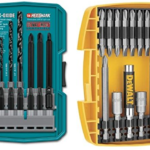 DEWALT 45-Piece Screwdriving Set Only $9.55 and Makita 38 Piece Impact Drill-Driver Bit Set Only $11.99!
