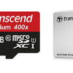 Today Only, Save on Select Transcend Memory Cards, Flash Drives, Solid-State Drives, and More