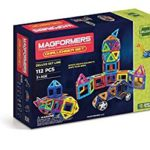 Magformers Challenger Set (112-pieces) Just $76.59 Shipped!
