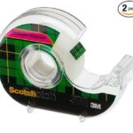 12 Scotch Magic Tape Dispnsers Only $5.46 (Just 47¢ Per Dispenser!)