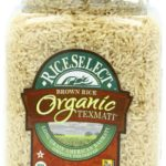 Pack of 4 RiceSelect Organic Texmati Brown Rice 32-Ounce Jars Just $12.21 – $14.82 + Free Shipping!