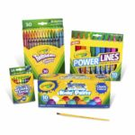 Crayola Marker Crayon and Paint School Pack Only $9.45!! (Dropped From $24.74!)