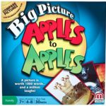 Big Picture Apples To Apples Game For Only $7.60!