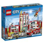 LEGO CITY Fire Station For Only $62 Shipped!
