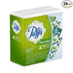 24 To-Go Packs Of 4 (96 Total Packs) of Puffs Plus Lotion Facial Tissues For Only $11.63 – $13.24 + Free Shipping!