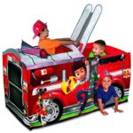 Playhut Paw Patrol Marshall Fire Truck Playhouse Only $27.92