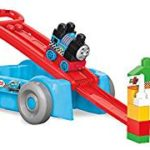 Mega Bloks Thomas Racin' Railway Wagon Building Set For Just $10