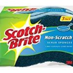 24 Non-Scratch Scotch-Brite Scrub Sponges Just $6.91 – $7.98 + Free Shipping (Just 29¢-33¢ Per Sponge)