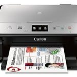 Canon MG6821 Wireless All-In-One Printer with Mobile and Tablet Printing + Airprint and Google Cloud Print Compatible Just $34.95!
