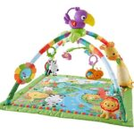 Fisher-Price Music and Lights Deluxe Gym, Rainforest For Just $34.39