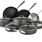 All-Clad Hard Anodized Nonstick 13-Piece Cookware Set Only $159.99 Shipped!!