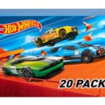 Hot Wheels 20 Car Gift Pack Just $15.99