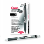 Box of 12 Pentel EnerGel Deluxe RTX Gel Pens Only $9.05!