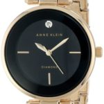Anne Klein Women's Diamond-Accented Bangle Watch For Only $41.99!