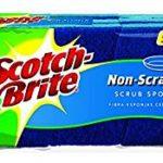 18 Scotch-Brite Non-scratch Scrub Sponges For $8.45 – $9.45 + Free Shipping