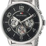 Tommy Hilfiger Men's Quartz Stainless Steel Automatic Watch Just $78.32 w/ Free Shipping