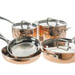 Today Only: Cuisinart Tri-Ply Copper Cookware Set (8-Piece) For Only $199.99 Shipped!