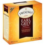 6 Boxes of 50 Count (300 Bags) Twinings Earl Grey Tea, Tea Bags Only $14.59 – $16.30 + Free Shipping!
