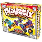 Popular Playthings Playstix Vehicles Set (130 pieces) On Sale For $16.69!