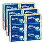 Case of 18 Kleenex Everyday Facial Tissues, 210 ct Boxes For $27.28 – $30.79 + Free Shipping