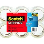 Amazon Prime Scotch Heavy Duty Shipping Packaging Tape, 6-Rolls Just $13.42 Shipped