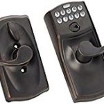 Schlage Camelot Keypad Accent Lever Door Lock Just $91.80 w/ Free Shipping