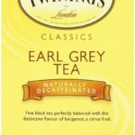 6 Boxes of Twinings Decaf Black Tea, Earl Grey, 20 Count Bagged Tea Just $9.74 – $10.81 + Free Shipping