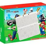 Nintendo New Nintendo 3DS Super Mario White Edition Only $99.99 Shipped! (Dropped From $209)