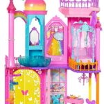 Barbie Rainbow Cove Princess Castle Playset ONLY $34.98!