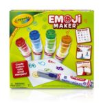 Crayola Emoji Maker, Marker Stamper Maker, Art Activity and Art Tool Just $13.75