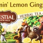 Celestial Seasonings Jammin' Lemon Ginger Herbal Tea Only $1.36 – $1.52 + Free Shipping