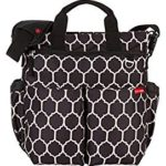 Skip Hop Baby Duo Signature Diaper Bag with Convertible Shoulder-to-Stroller Shuttle Clips and Cushioned Changing Mat Only $29.98!