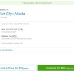 American Airlines: Fly Between NYC and Atlanta For $60 Each Way On Select Dates