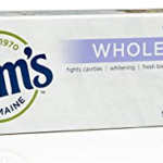 Pack of 2 Tom's of Maine Whole Care Fluoride Toothpaste Only $4.12 – $4.70 + Free Shipping!