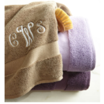Ralph Lauren Home Wescott Towels, Tub Mats and Body Sheets On Sale From $9 + Free Monogramming!