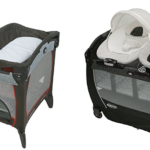 Graco Pack 'n Play Newborn Napper DLX Playard + Graco Pack 'n Play Playard Snuggle Suite LX On Sale at Amazon!