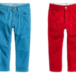 Boys Corduroy Pants For $5 Shipped From H&M